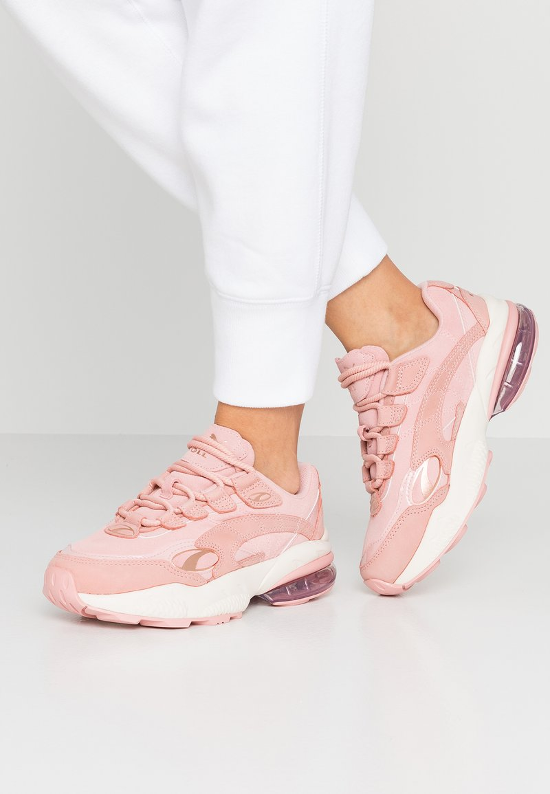 Puma - CELL  - Sneakers laag - bridal rose/marshmallow