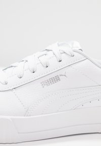 Puma - CARINA  - Baskets basses - white/silver - 2