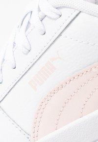 Puma - CARINA  - Baskets basses - white/rosewater - 2