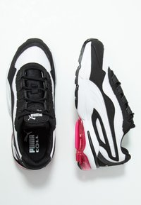 Puma - CELL STELLAR - Baskets basses - white/black - 3