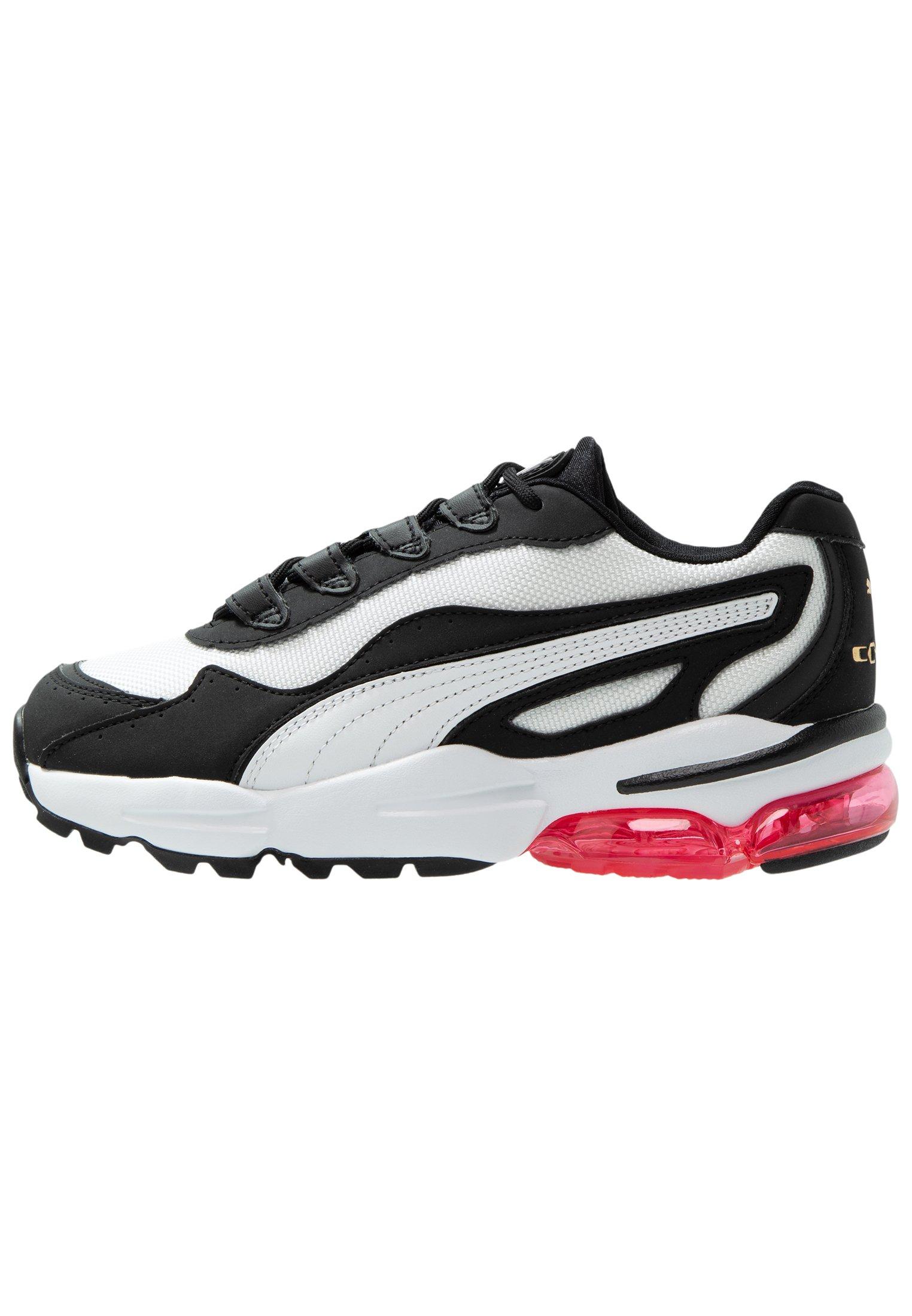 CELL STELLAR - Sneakers laag - white/black