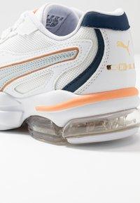 Puma - CELL STELLAR - Baskets basses - white/plein air - 2