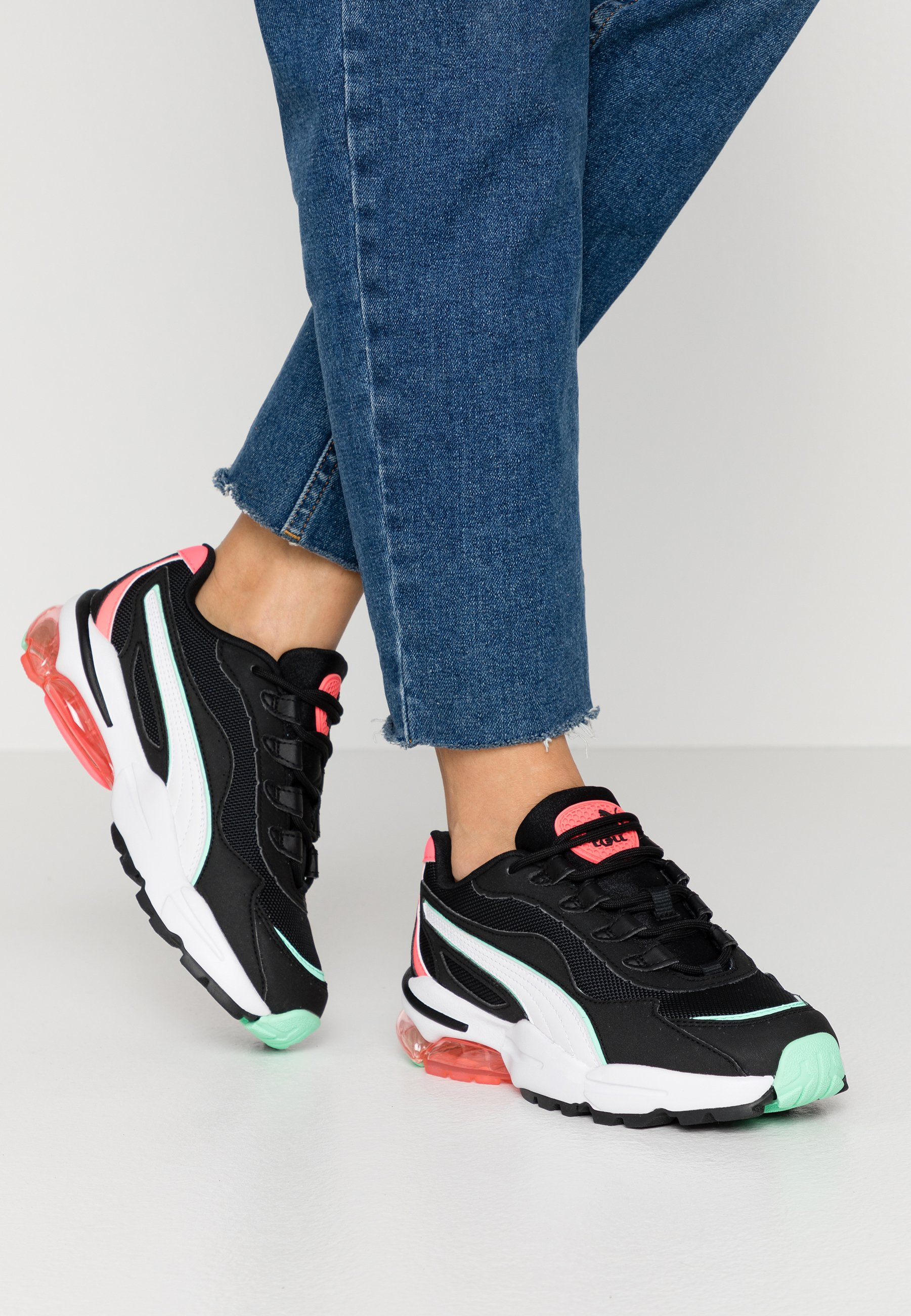 CELL STELLAR - Trainers - black/white