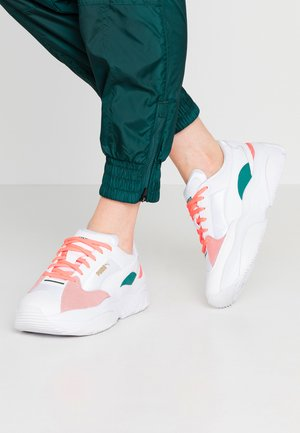 STORM - Sneakers laag - white/gray violet