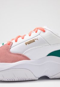 Puma - STORM - Trainers - white/gray violet - 2