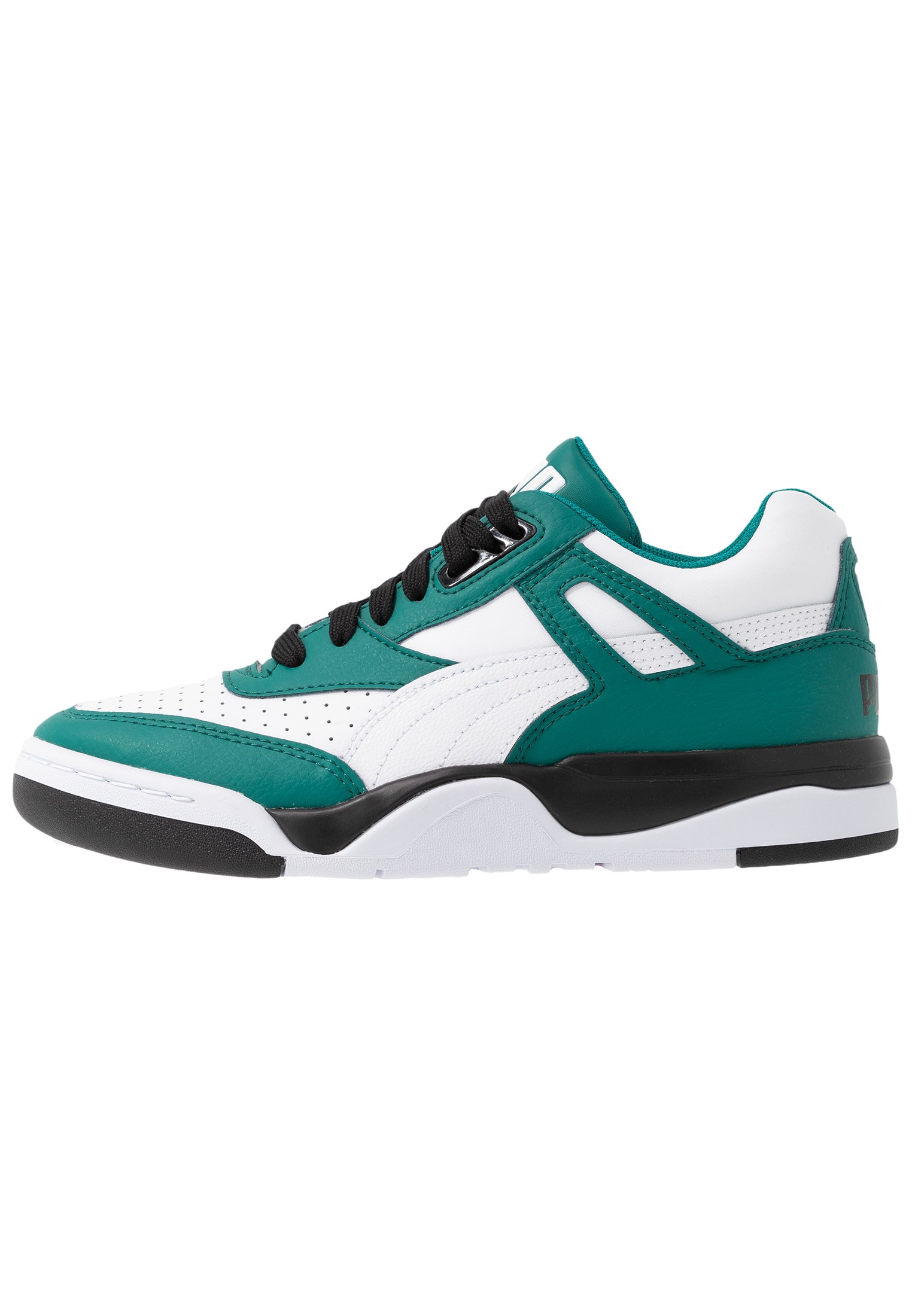 Puma PALACE GUARD BLOCK Sneaker low teal greenwhite