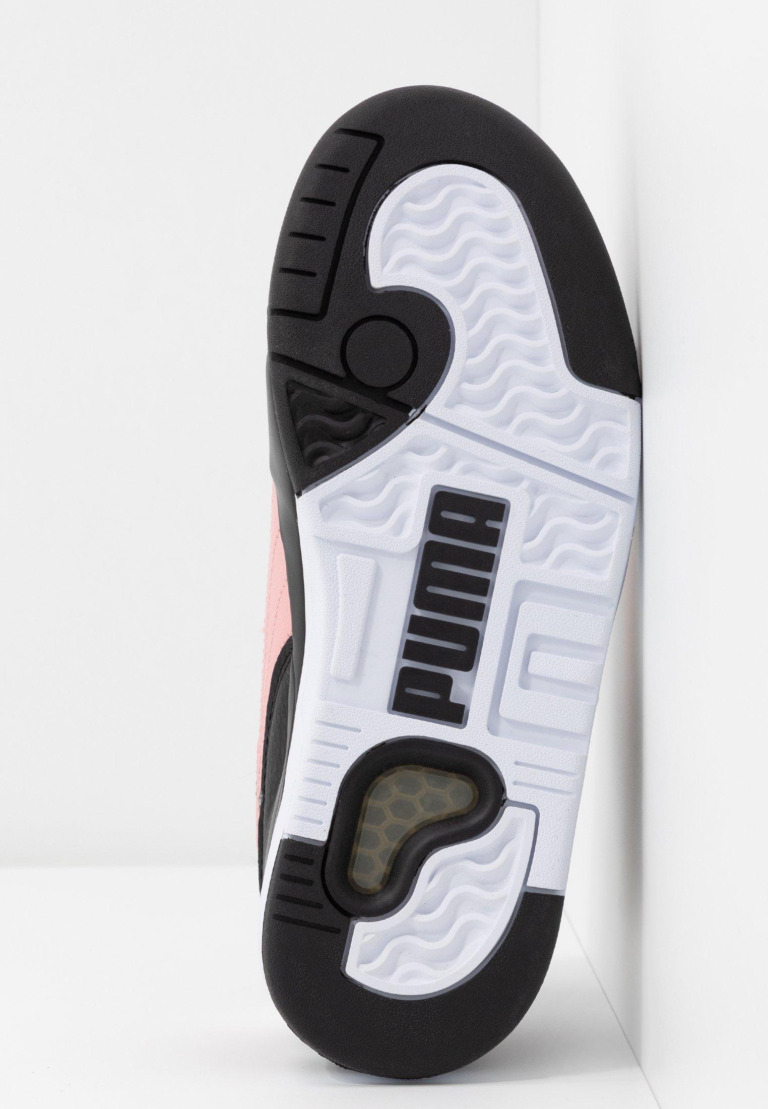 Puma PALACE GUARD BLOCK - Sneaker low - black/white - Black Friday
