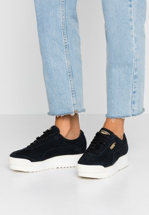 ROMA AMOR - Trainers - black/team gold