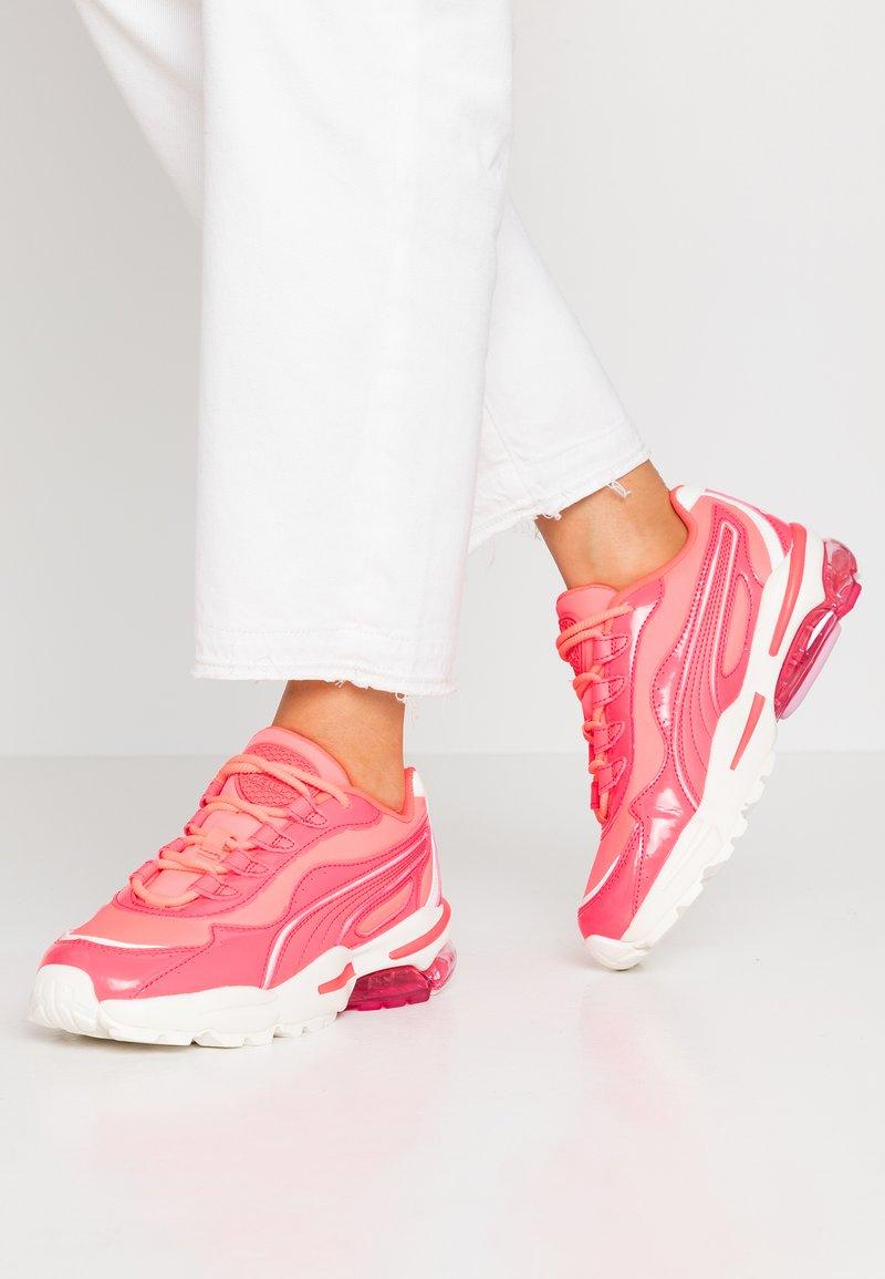 Puma - CELL STELLAR NEON - Sneaker low - pink alert/heather