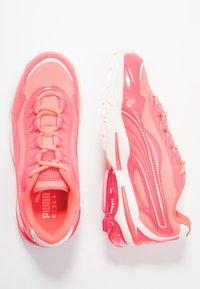 Puma - CELL STELLAR NEON - Baskets basses - pink alert/heather - 3