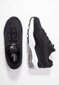 Puma - CELL STELLAR TONAL - Sneakers laag - black/team gold - 3