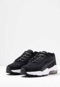 Puma - CELL STELLAR TONAL - Sneakers laag - black/team gold - 4
