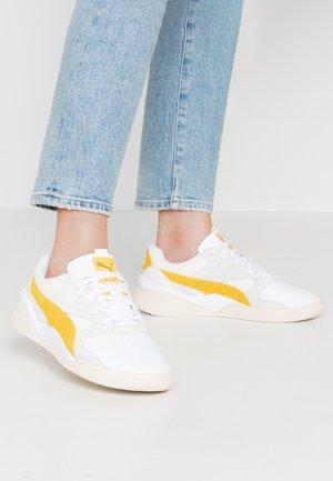 AEON HERITAGE - Sneakers - white/sulphur