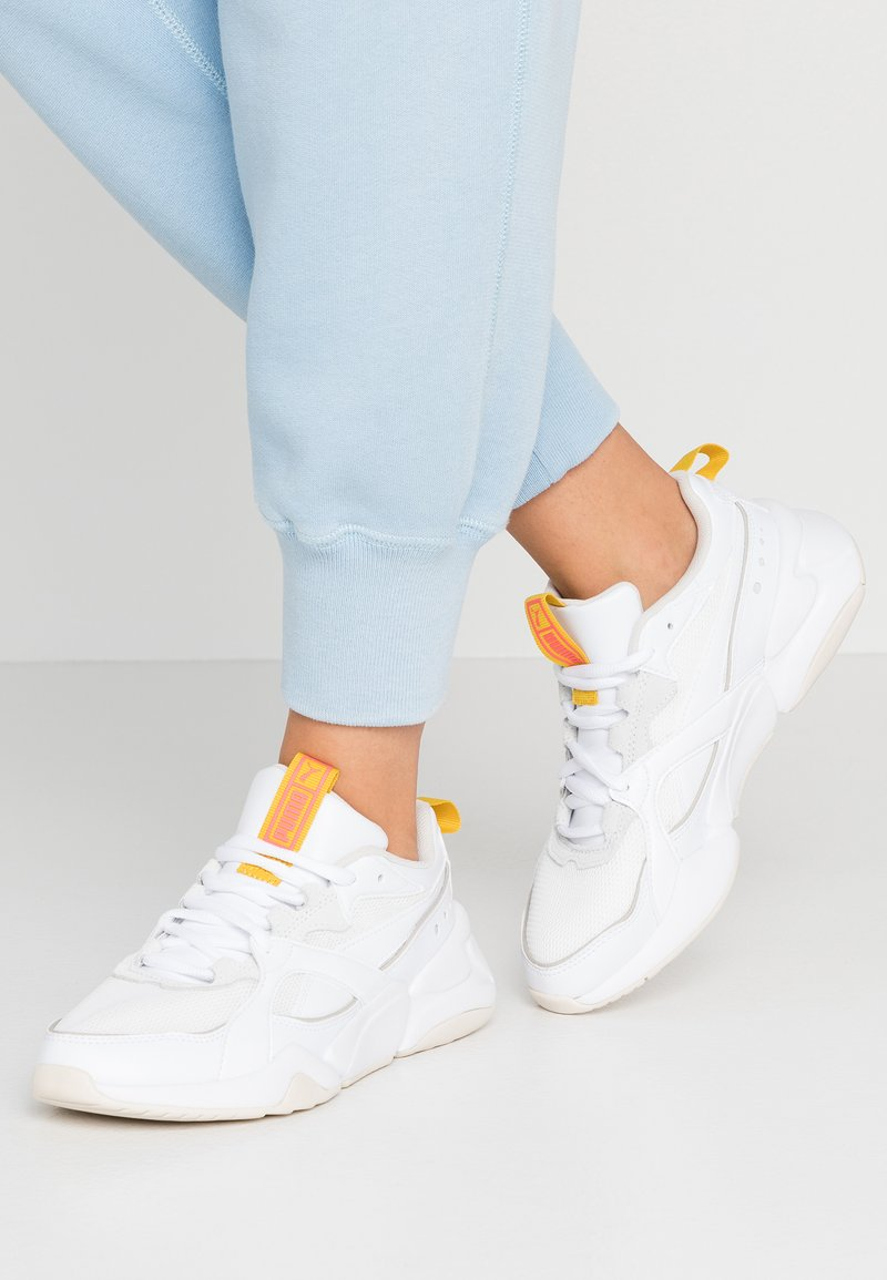 Puma - NOVA - Sneaker low - white