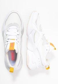 Puma - NOVA - Sneakers laag - white - 3