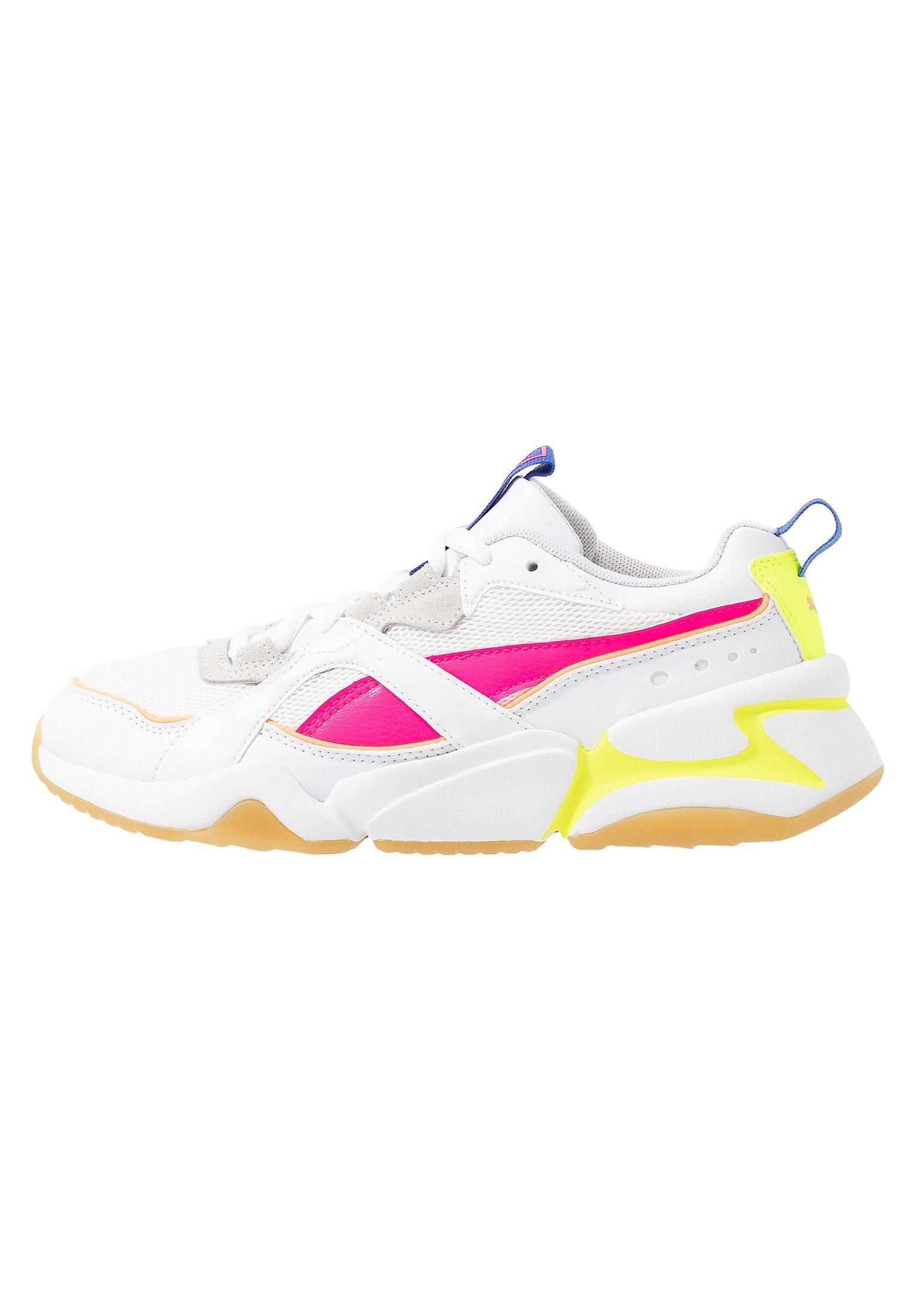 NOVA - Sneakers laag - white/plein air