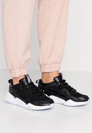 NOVA - Sneakers laag - black