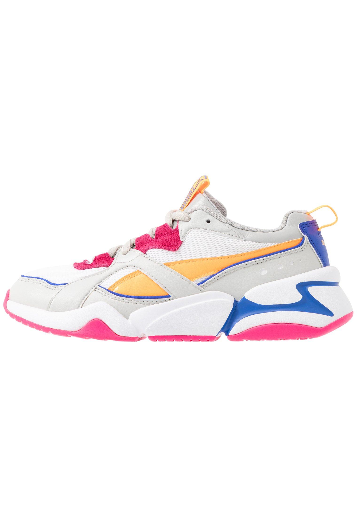 NOVA - Sneakers laag - rosewater/white