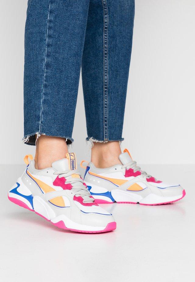 NOVA - Sneakers basse - rosewater/white