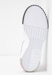 Puma - CALI REMIX - Baskets basses - white/black - 6
