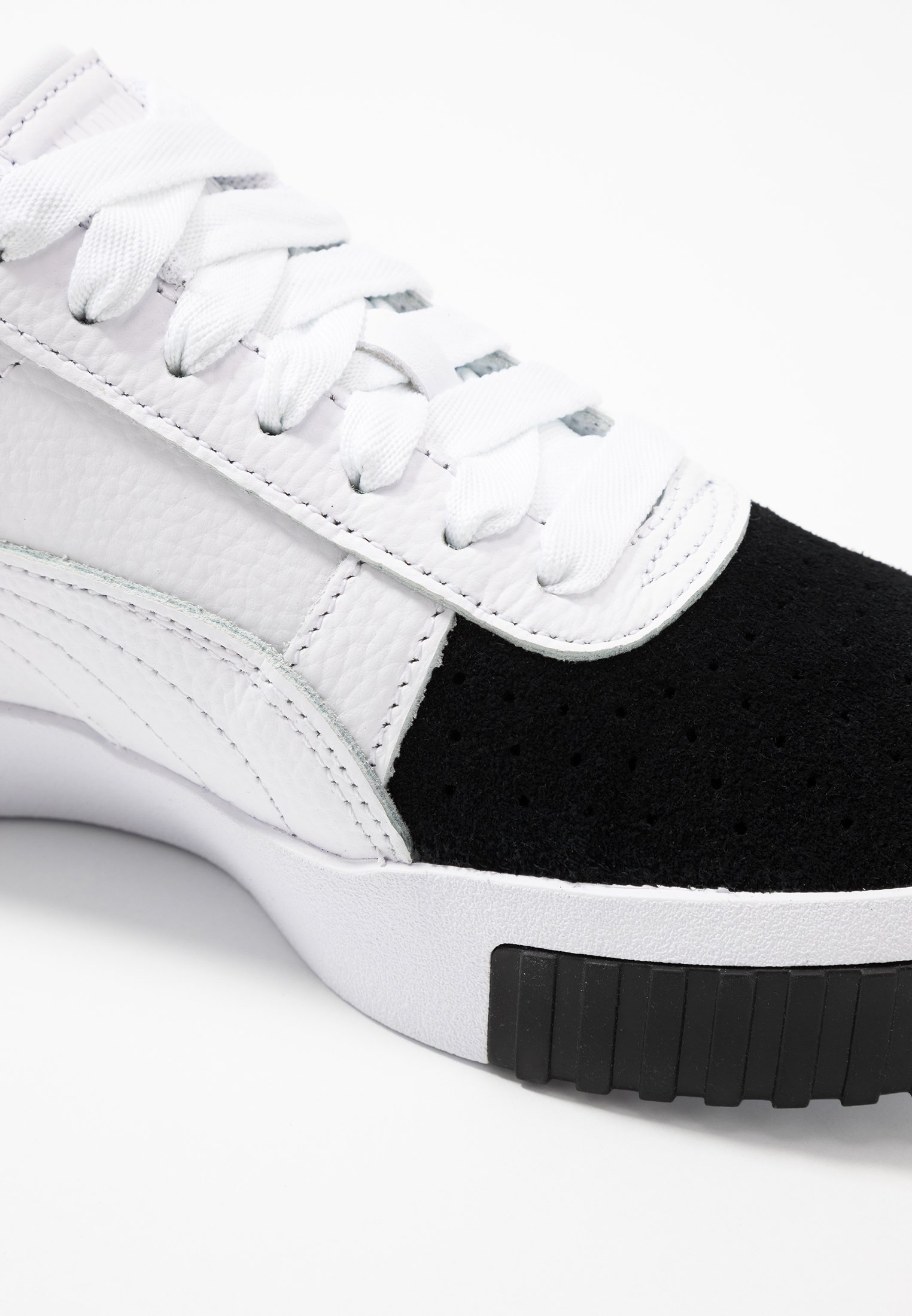 CALI REMIX - Sneakers laag - white/black