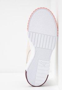 Puma - CALI REMIX - Baskets basses - pastel parchment/bridal rose - 6