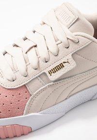 Puma - CALI REMIX - Baskets basses - pastel parchment/bridal rose - 2