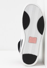 Puma - RALPH SAMPSON MID - Sneakersy wysokie - black/bridal rose - 6