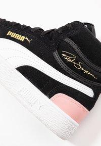 Puma - RALPH SAMPSON MID - Sneakersy wysokie - black/bridal rose - 2