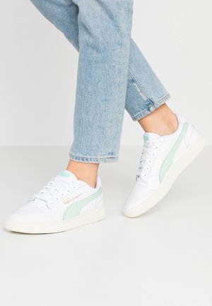RALPH SAMPSON - Trainers - puma white/mist green/whisper white