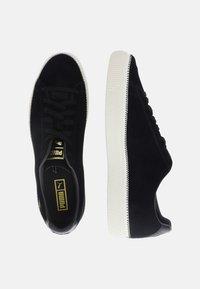 Puma - Sneakers laag - black - 1