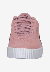 Puma - CARINA  - Sneakers laag - pink - 5
