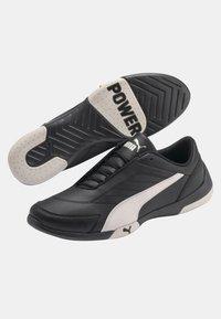 Puma - Sneakers laag - black - 2