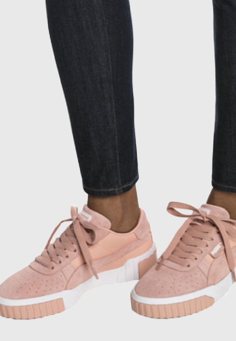 Puma - Trainers - peach