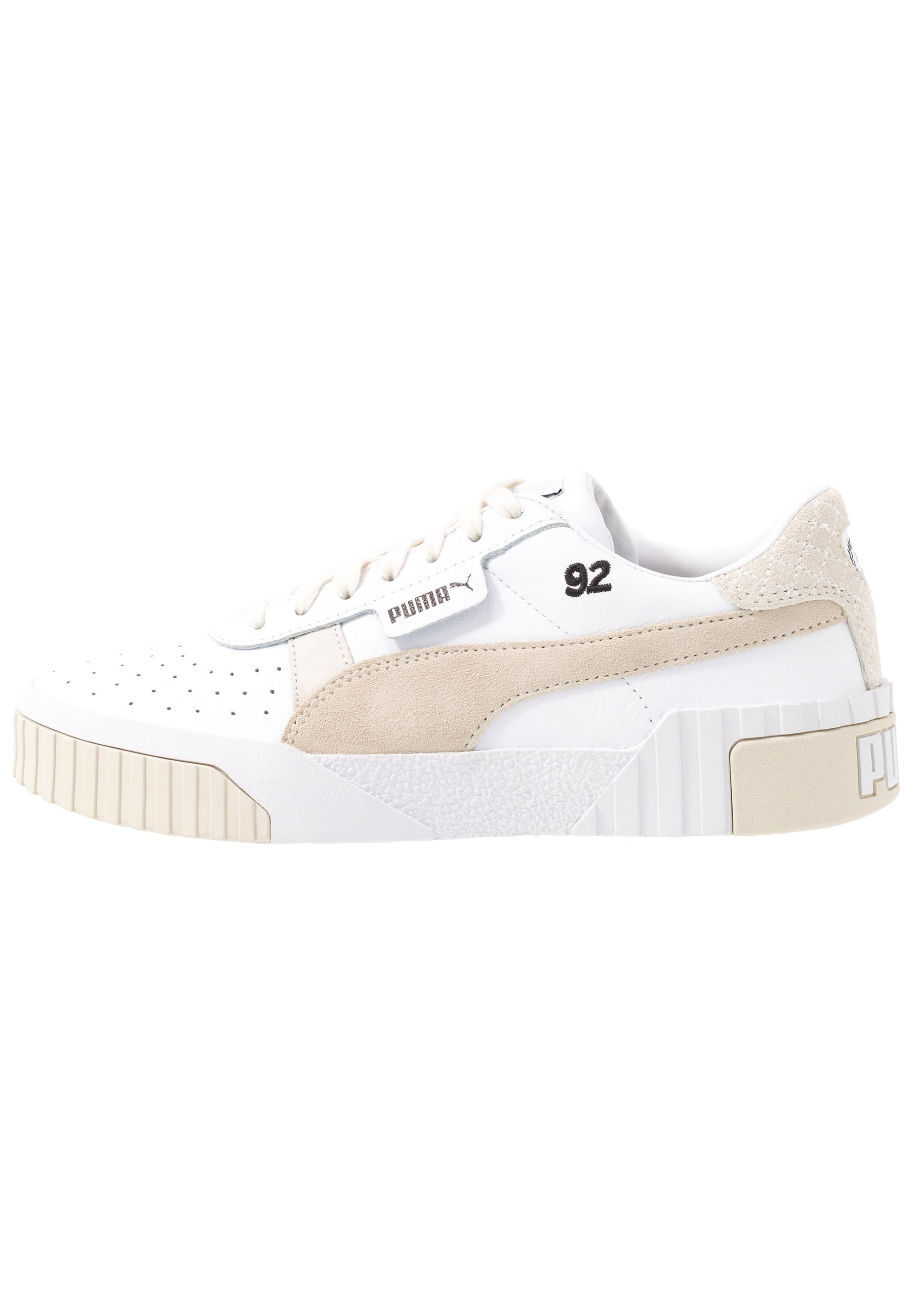 Puma Cali Selena Gomez - Sneaker Low White/silver Gray Black Friday