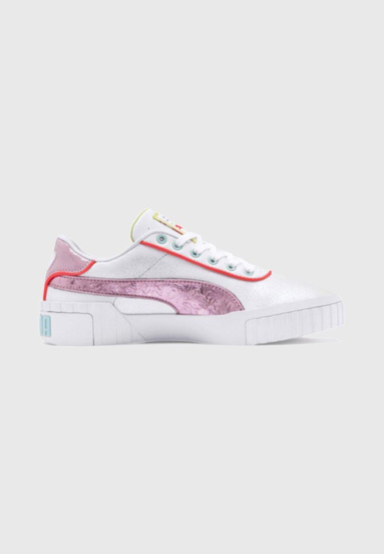 basses pale Baskets Puma puma white pink SVLqMUzpG