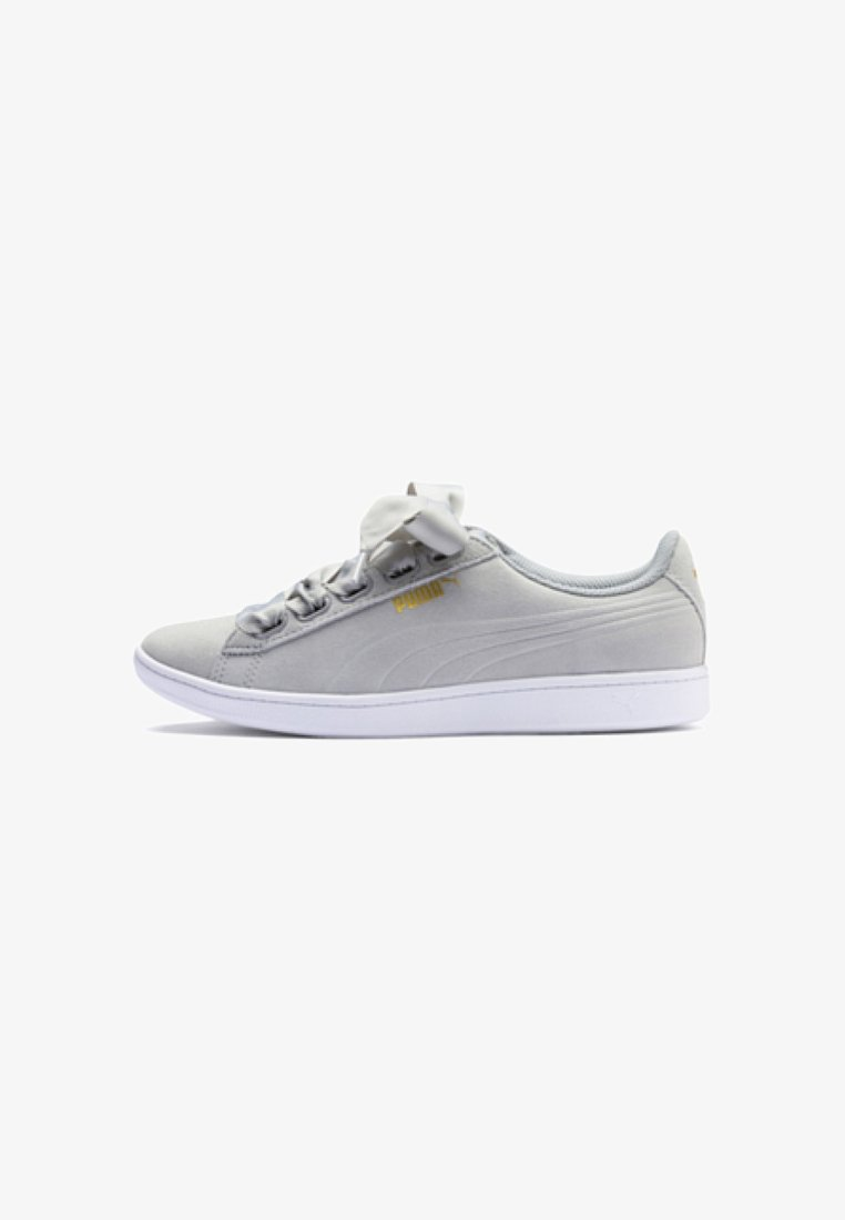 Puma - VIKKY RIBBON WOMEN'S TRAINERS  - Sneaker low - grey