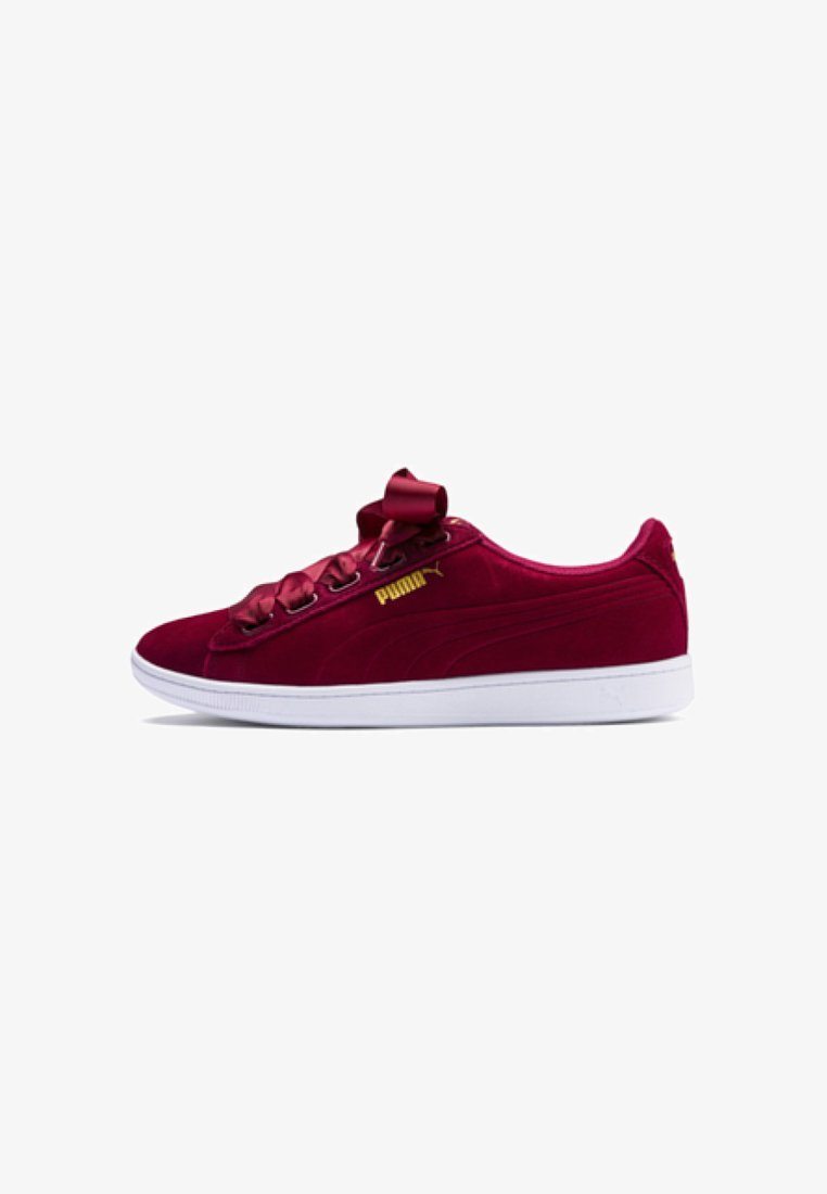 Puma - VIKKY RIBBON WOMEN'S TRAINERS  - Trainers - red