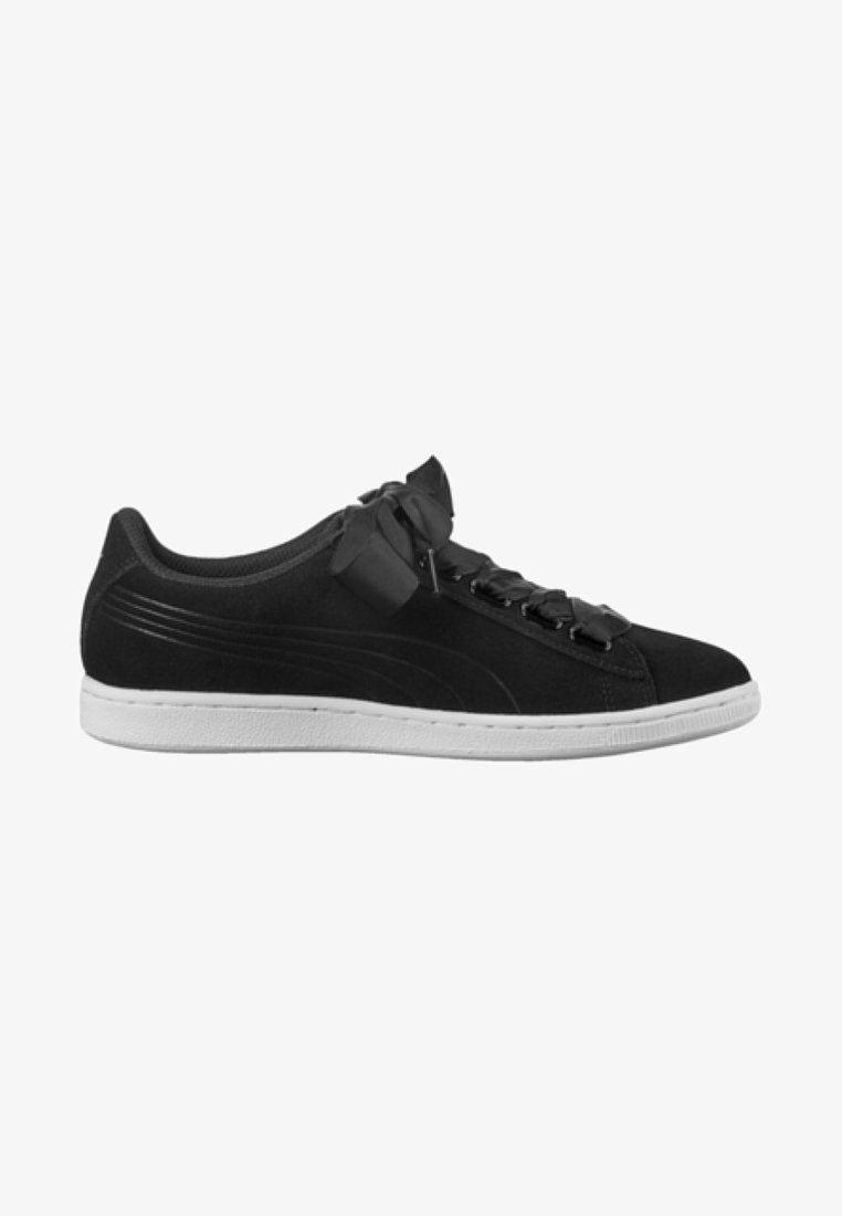 Puma - VIKKY RIBBON WOMEN'S TRAINERS  - Baskets basses - black