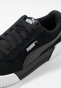 Puma - CARINA - Joggesko - black/white - 2