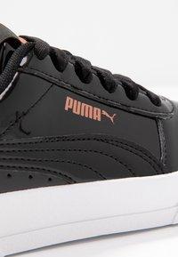 Puma - CARINA  - Sneakers laag - black - 2
