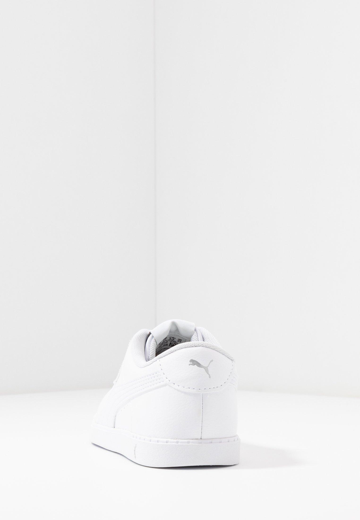 Puma CARINA SLIM - Baskets basses - white