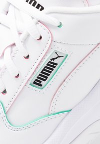 Puma - STORM.Y POP - Baskets basses - white - 2