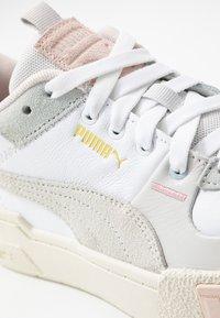 Puma - CALI SPORT MIX - Trainers - white/marshmallow - 2