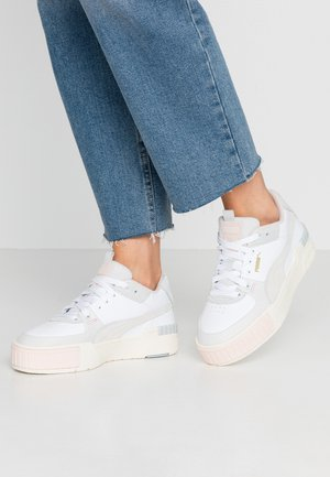 CALI SPORT MIX - Sneaker low - white/marshmallow