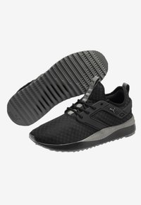 Puma - Sneakers laag -  black/charcoal grey - 3