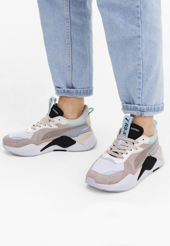 Puma - RS-X REINVENT - Sneakers - pink