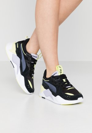 RS-X REINVENT - Trainers - black/purple heather