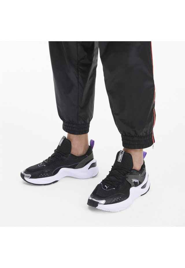 RISE CONTRAST  - Trainers - black