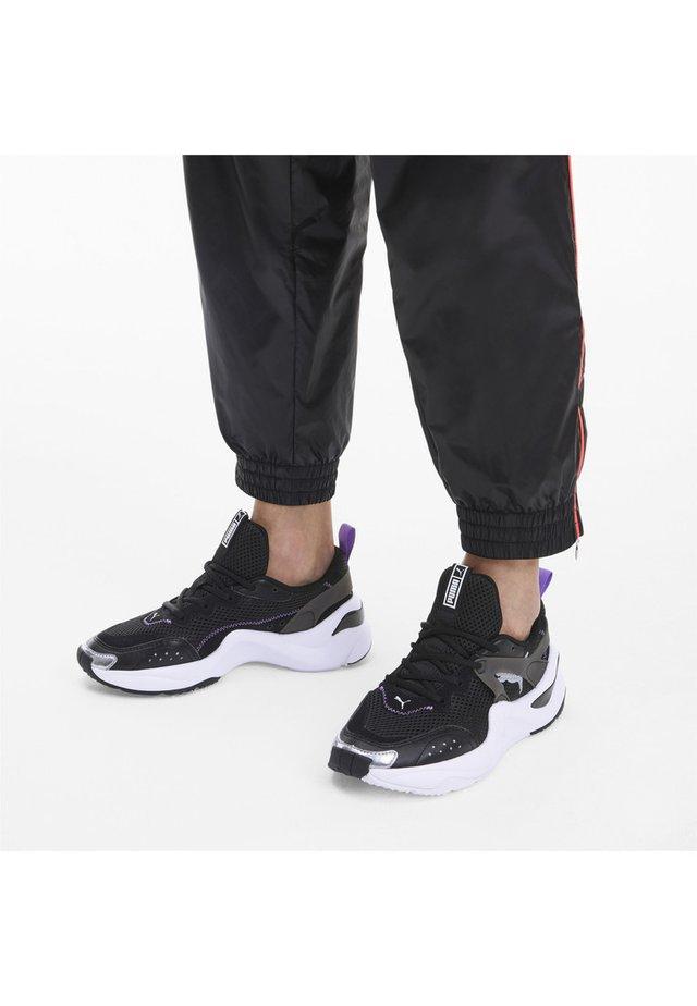 RISE CONTRAST  - Sneakers - black